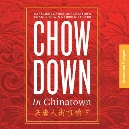 Chow Down in Chinatown