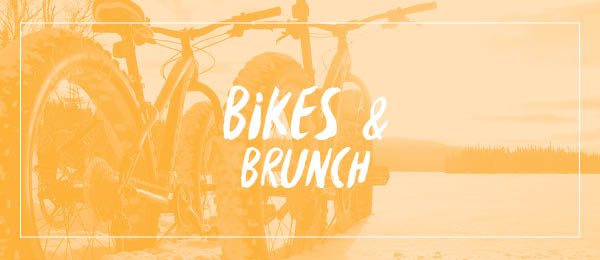 bikes and brunch